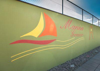 Obiekt Marina I 18